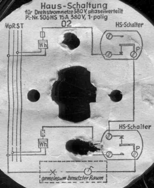 HS-Schalter für Reparaturen